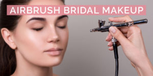Airbrush Bridal Makeup
