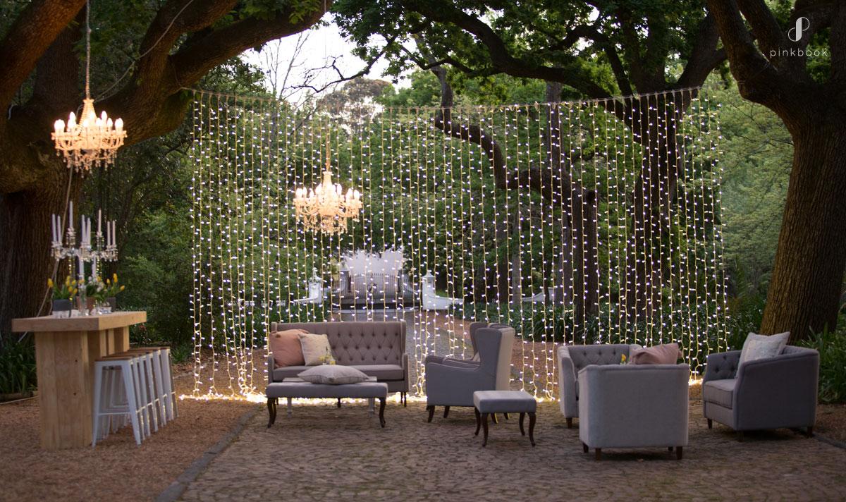 authentic planning decor hire
