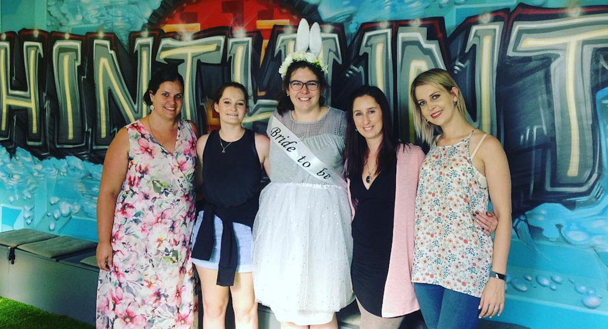 bachelorette at hint hunt