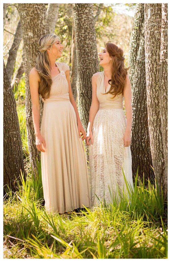 beautiful bridesmaids dresses