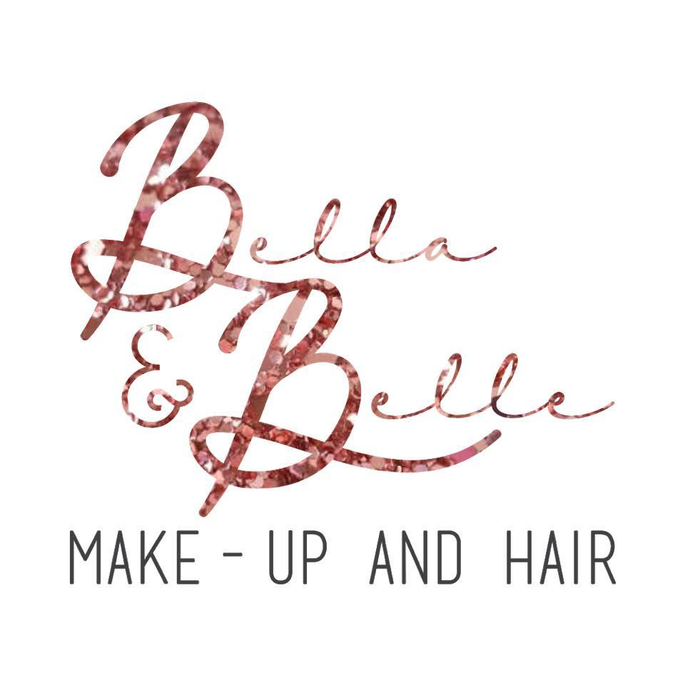 Bella and Belle Make-up and Hair