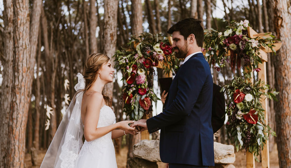 best forest wedding venues in south africa