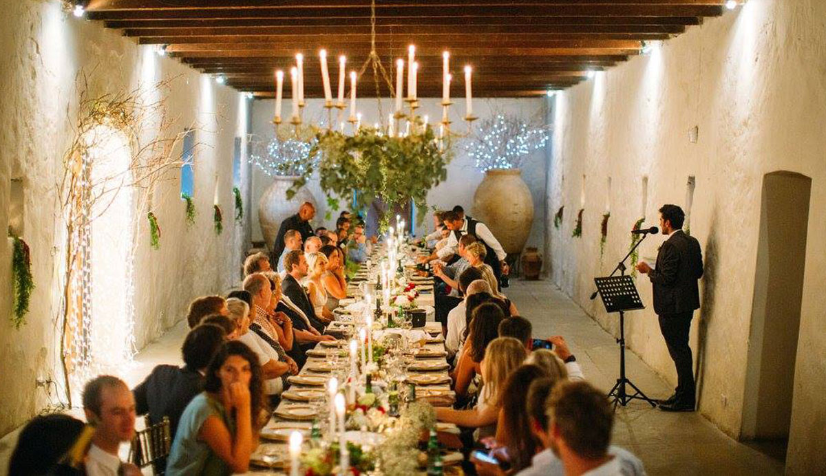 best forest wedding venues