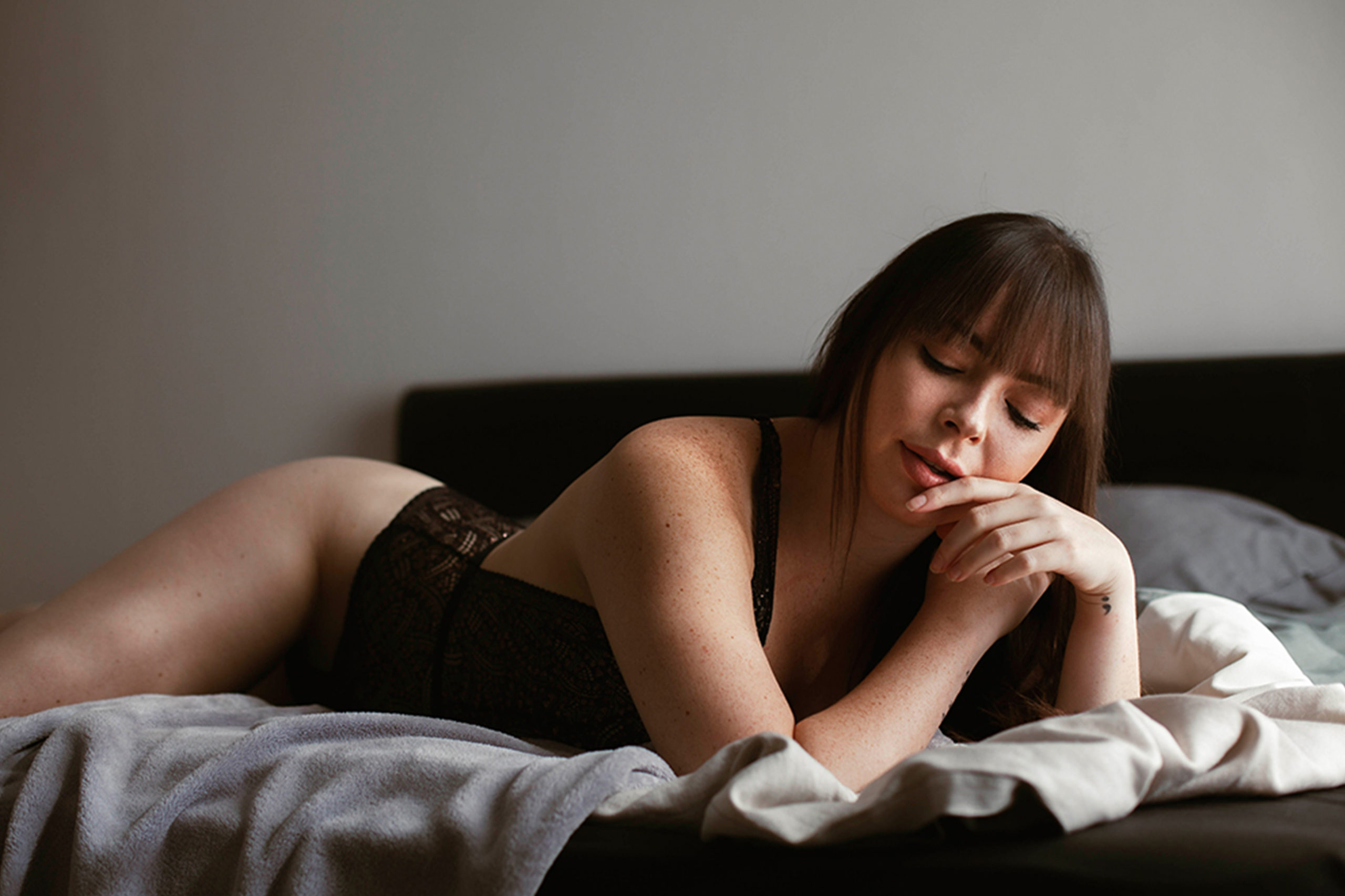 Is a Boudoir Session on Your Bucket List? | Jodi Catherine