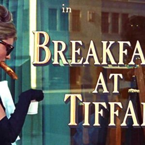 Kitchen Tea Theme: Breakfast at Tiffany's