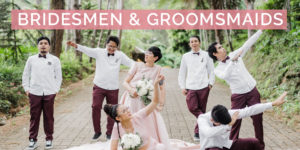 Bridesmen and Groomsmaids