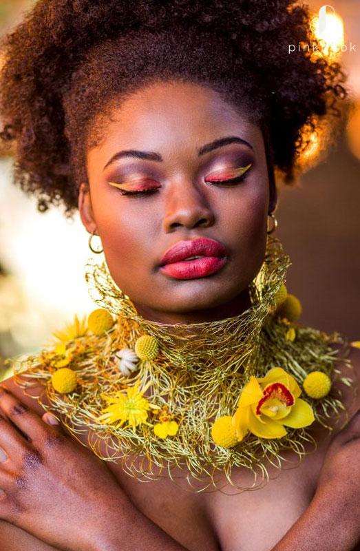 bright wedding makeup ideas