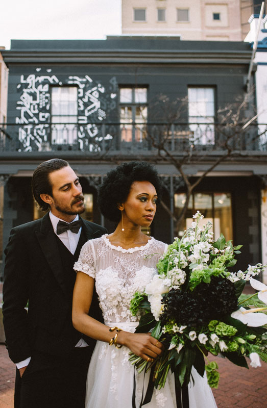 cape town city wedding inspiration