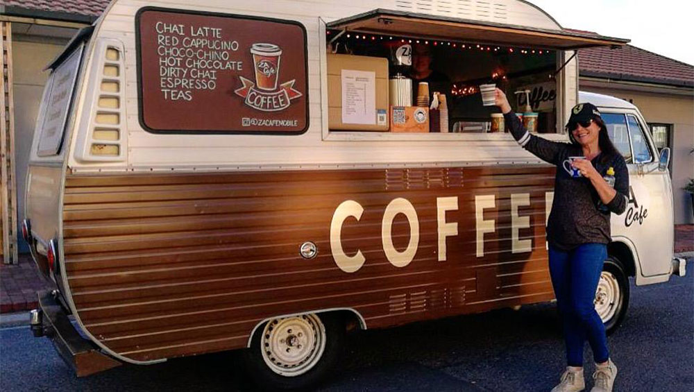 ZA Cafe Mobile - Catering & Drinks Cape Town