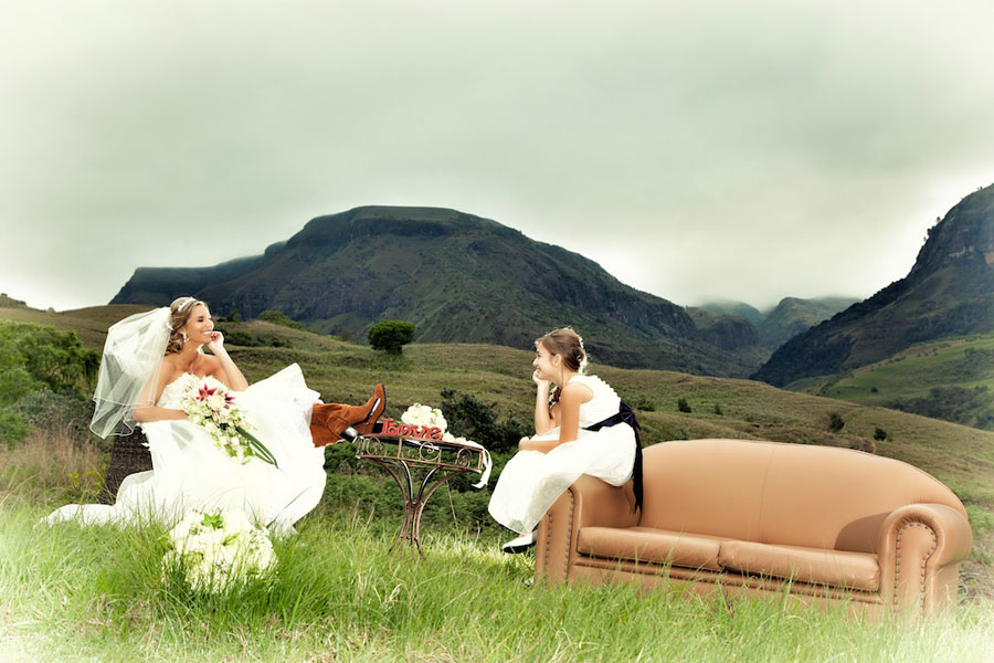 Cathedral Peak Hotel - Wedding Venues Drakensberg