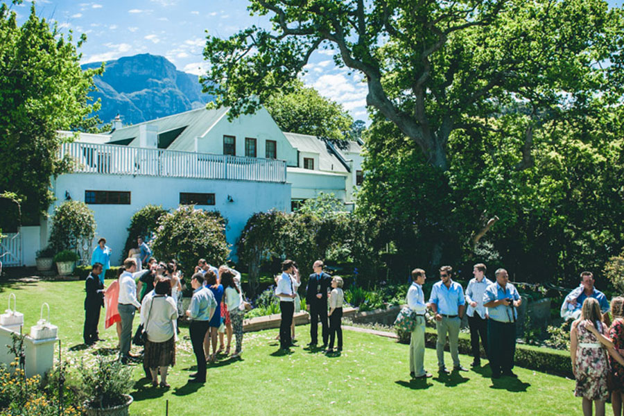 The Cellars-Hohenort - Wedding Venues Cape Town