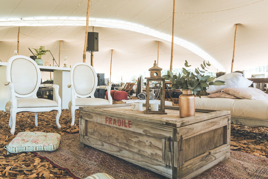 Cherry Glamping - Wedding Venues Overberg
