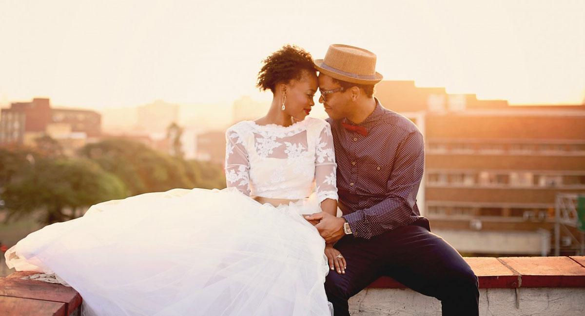 city wedding johannesburg elopement