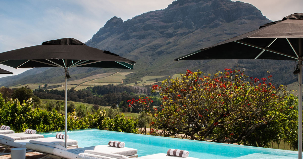 clouds stellenbosch honeymoon accommodation
