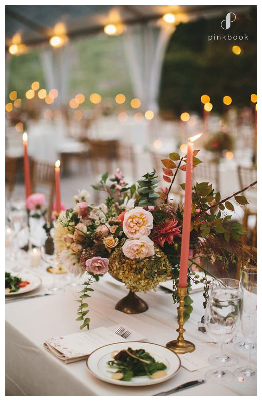 coloured-candles-wedding