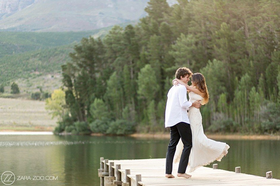 Lourensford Estate Romantic Photos