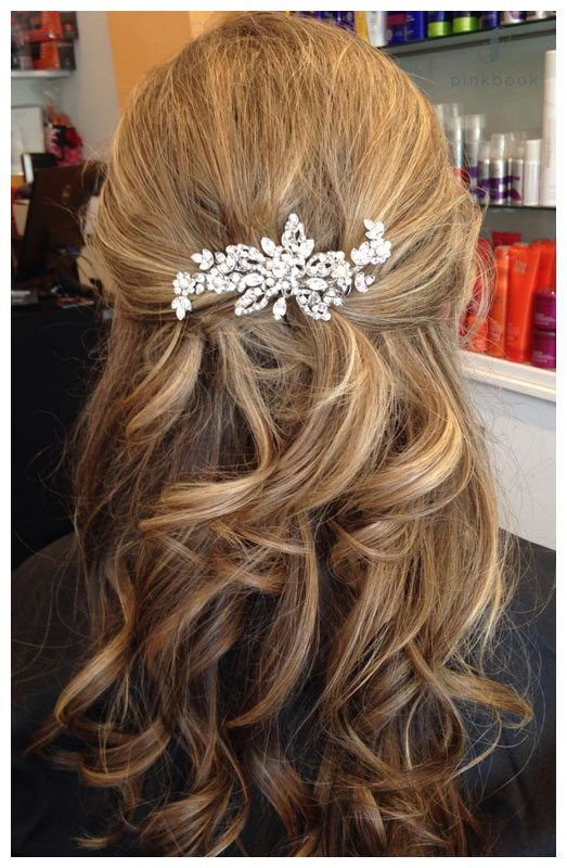 crystal hairstyle