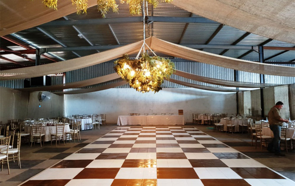 SS Floor Hire - Decor & Hiring Cape Town