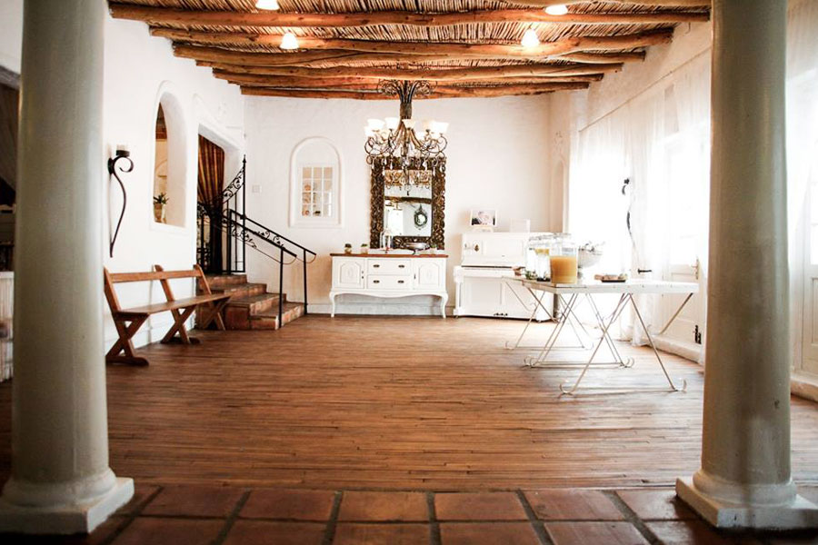 Eben-Haezer Country House - Wedding Venues Paarl