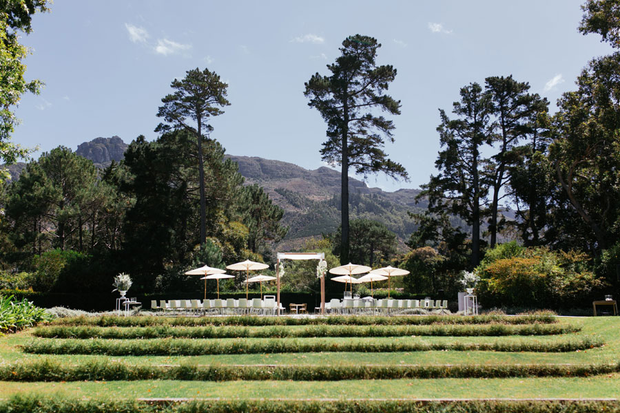The Forum - Embassy Hill - Wedding Venues Cape Town