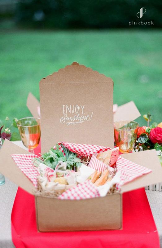 picnic kitchen tea