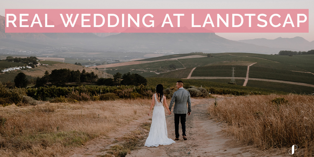 Real wedding of Leana & Riaan   Earth tones and trendy dried textures