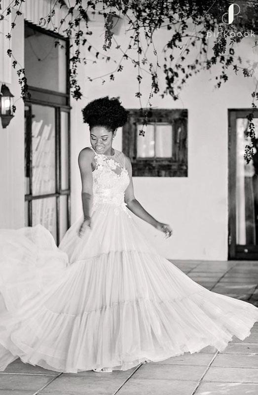 floral vintage wedding dresses