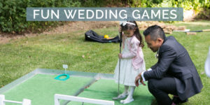 14 Wedding Games to Entertain Your Guests
