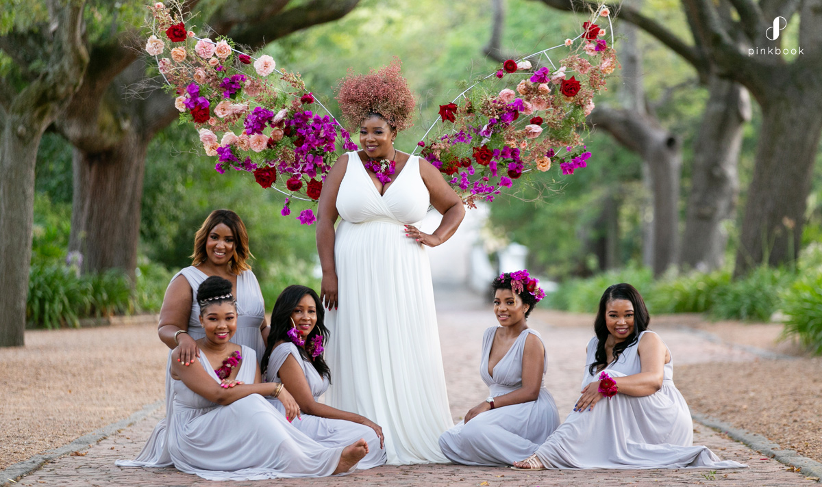 South African wedding trends