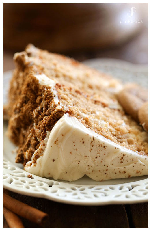 Ginger Spice Cake Flavour