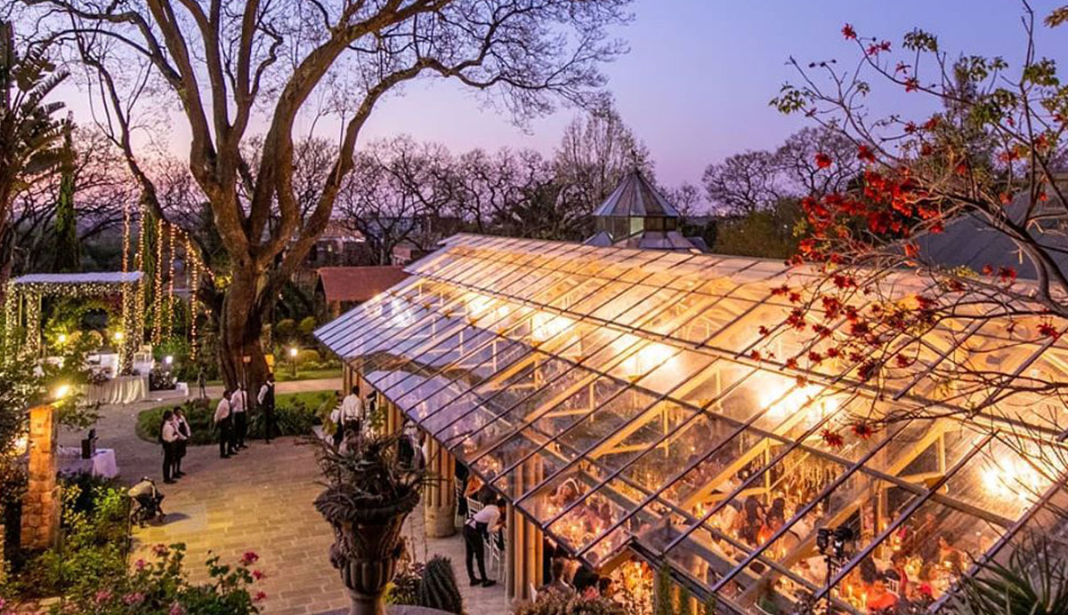 glass wedding venue johannesburg shepstone