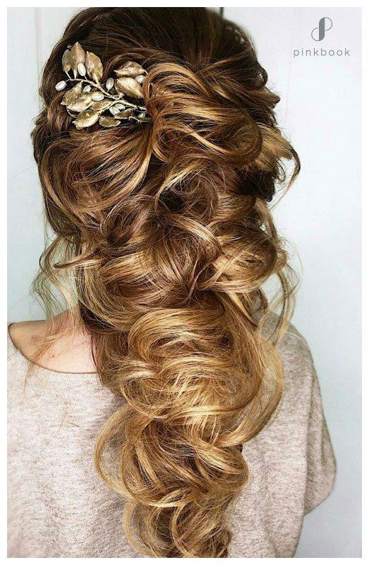 grecian wedding hairstyle