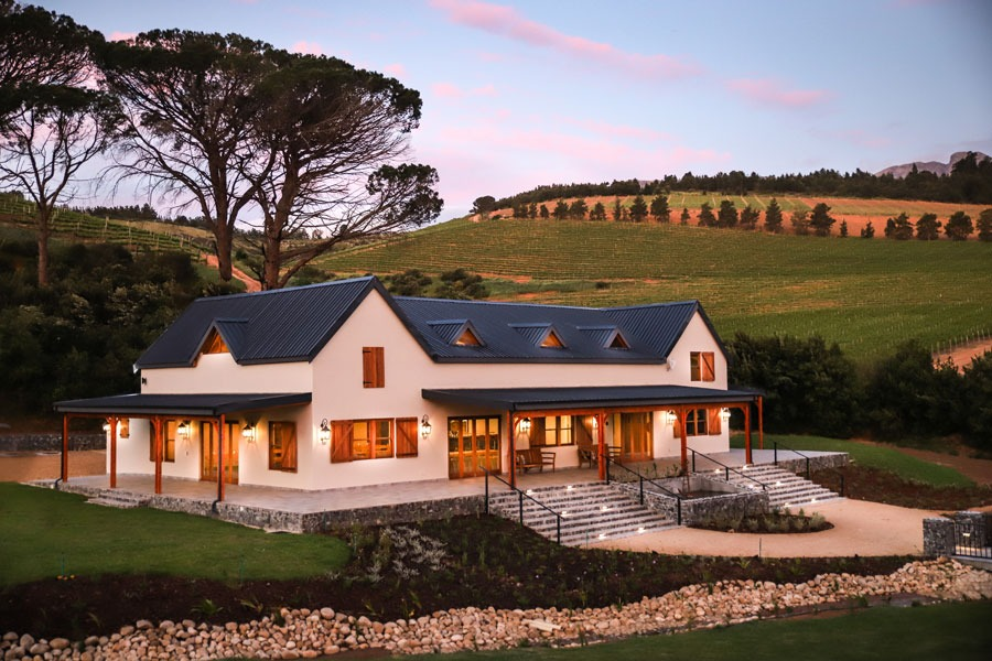 Highberry Vineyards - Wedding Venues Somerset West