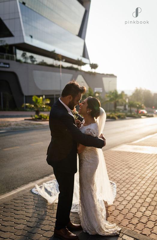 indian wedding dress sandton