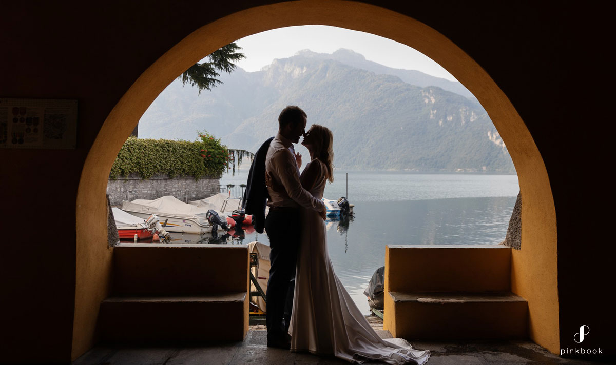 italy destination wedding photos