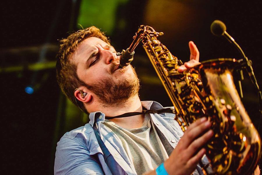Jamie Faull Saxophonist - DJ & Live Bands Cape Town