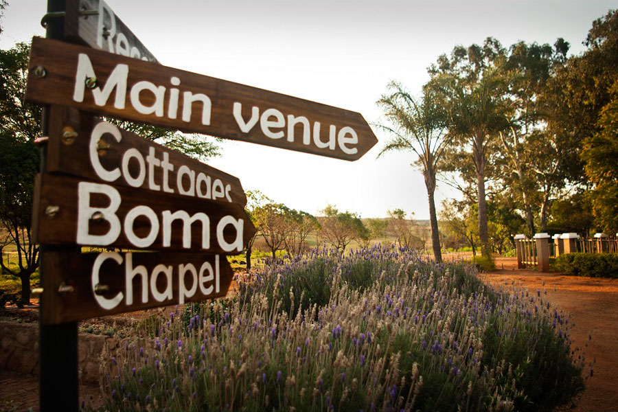 Kuungana Bush Lodge - Wedding Venues Pretoria