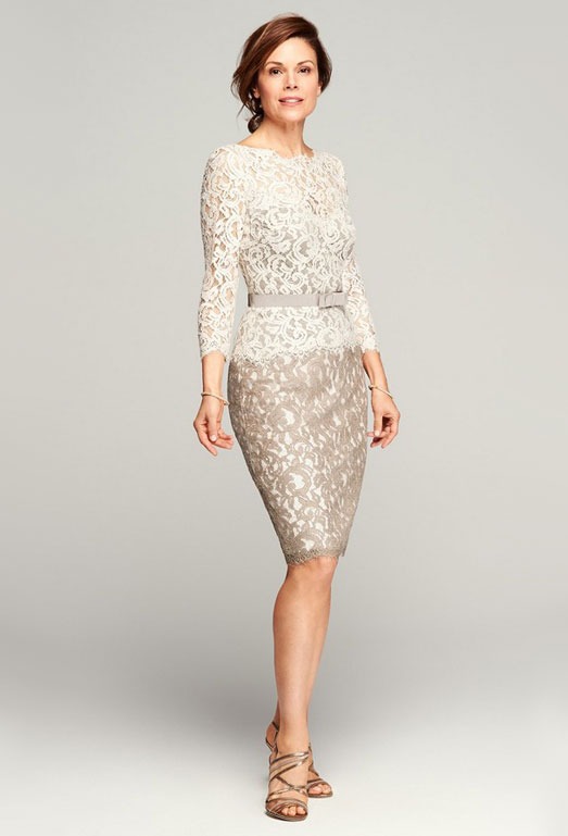 Mother of the Bride Dresses - Dress Styles and Inspiration - Wedding ...