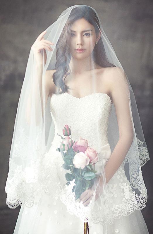 10 Must See Wedding Veil Styles Pink Book Weddings