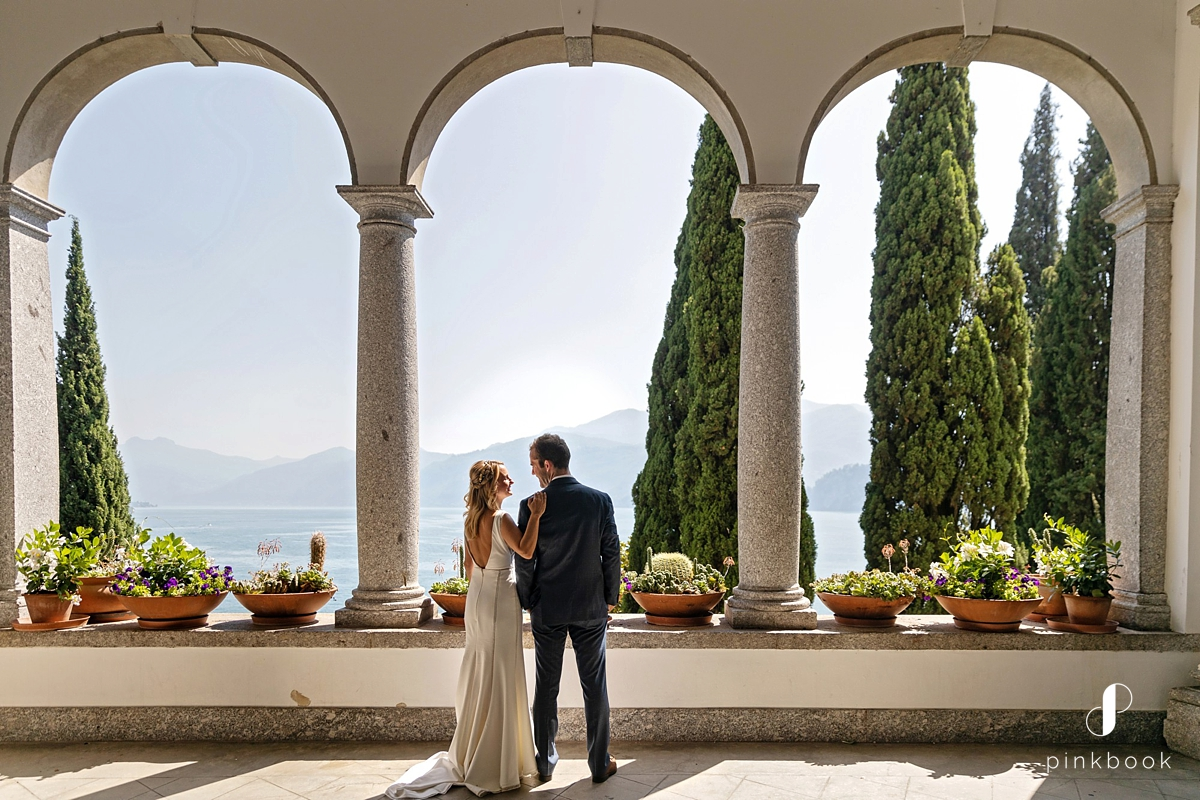 weddings in italy couple
