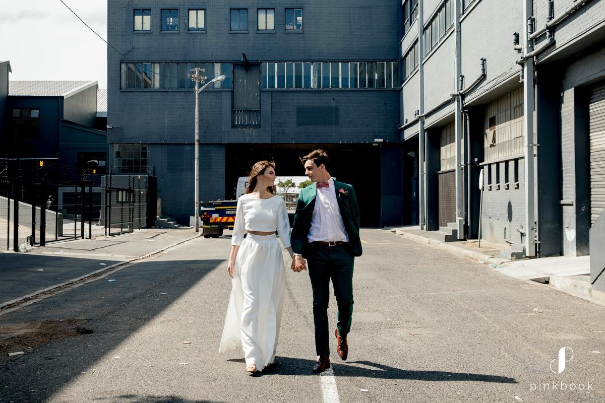 City Wedding Photos Cape Town