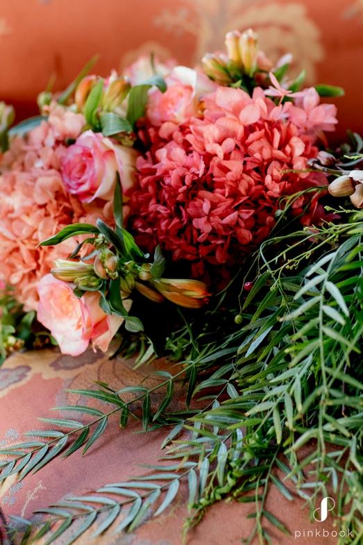 Coral Color Flowers