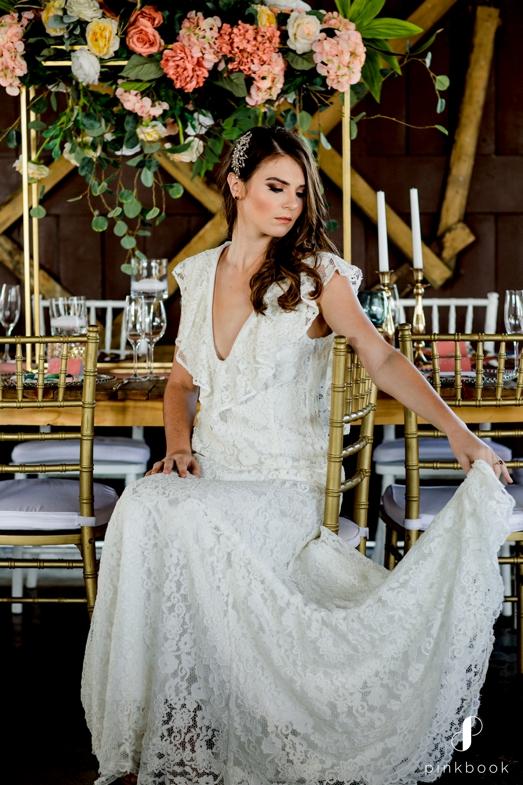 Emily D Design Wedding Dresses Pink Book