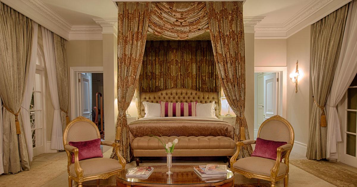 luxury hotel honeymoon south africa