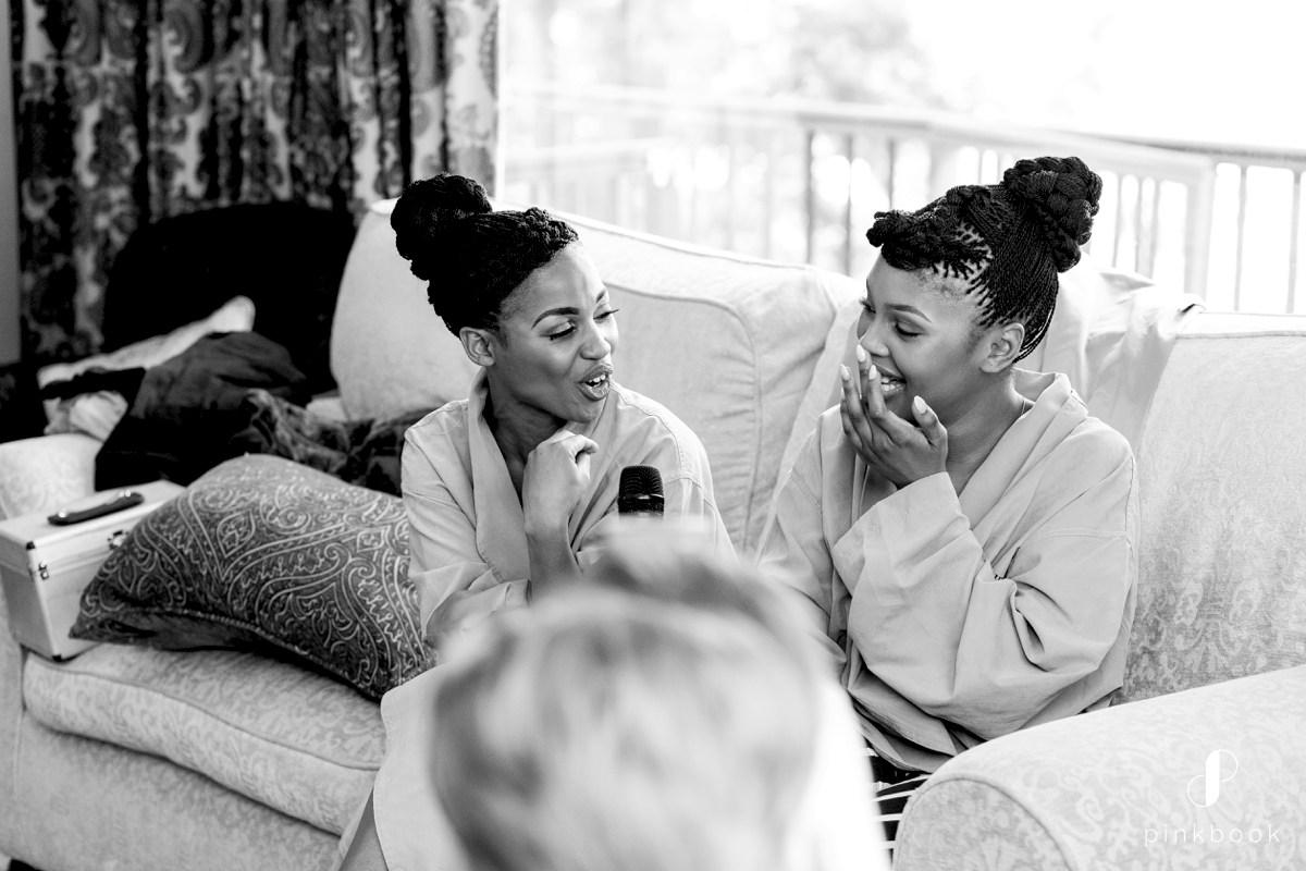 Bridesmaids Wedding Photography South Africa