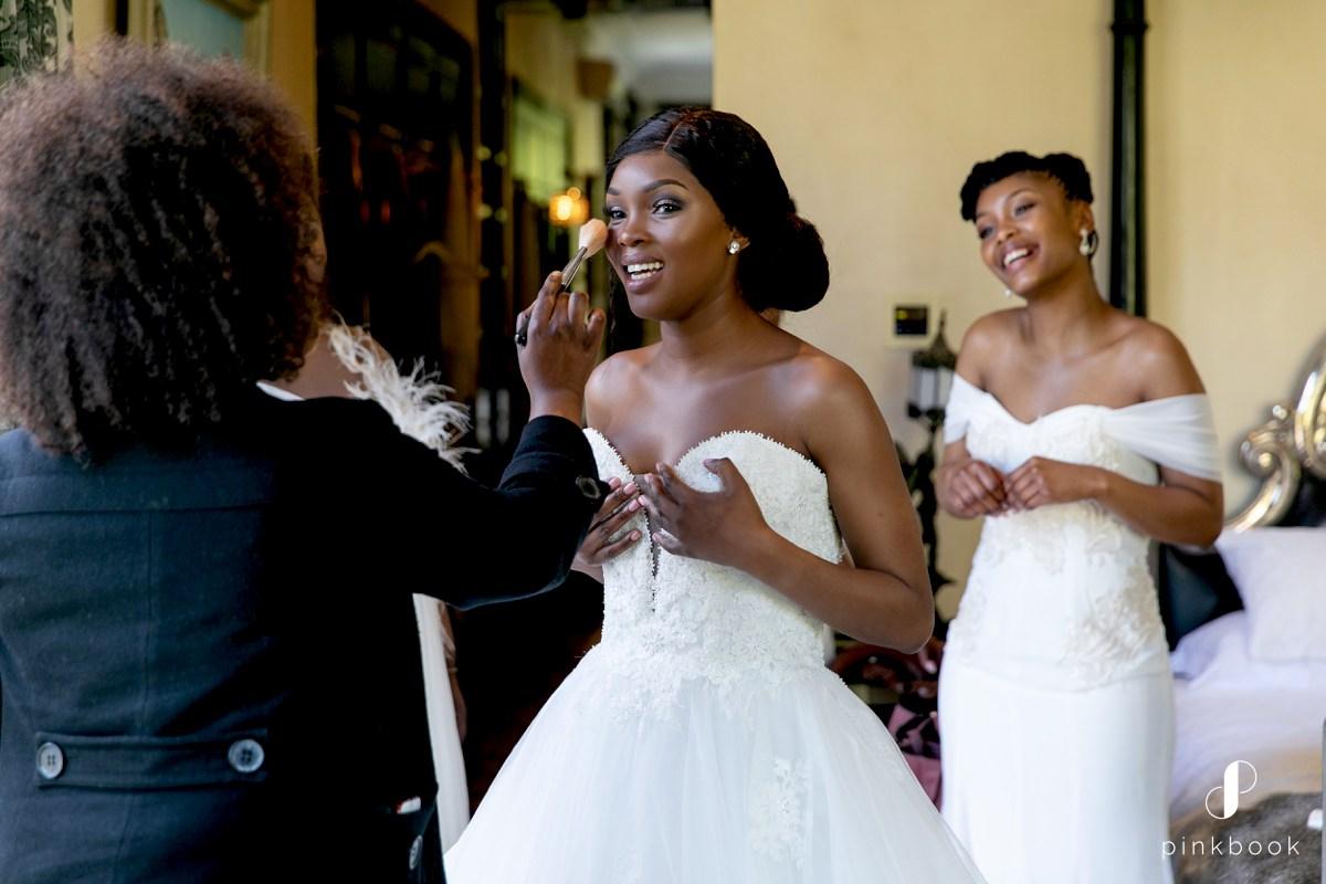 Wedding Makeup South Africa