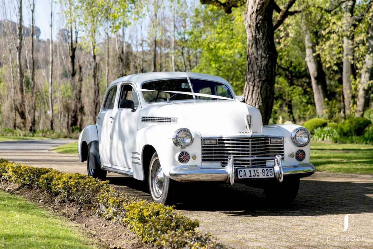 Classic Car Hire South Africa