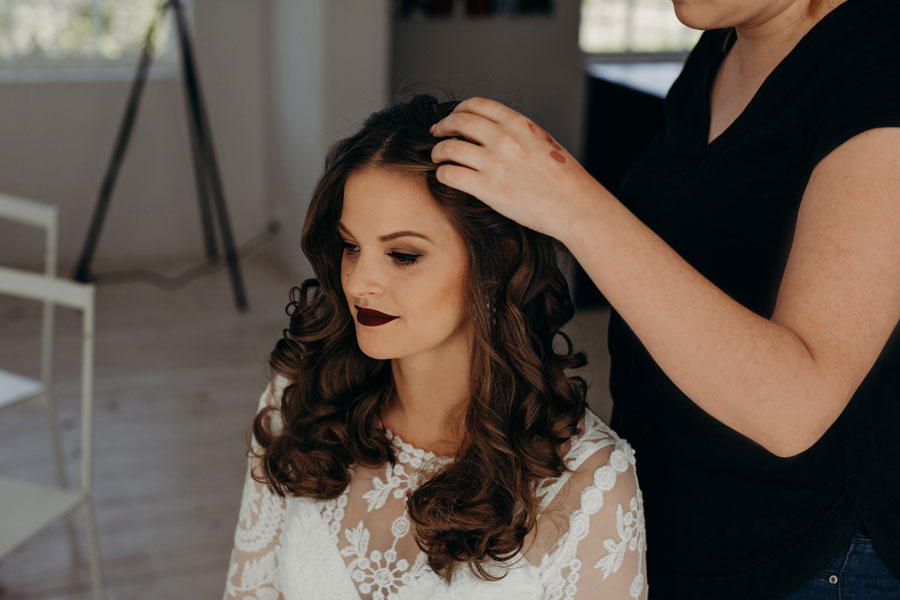 Marnel Toerien - Hair & Makeup Cape Town