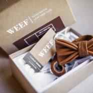 WEEF | Handmade Leather Ties