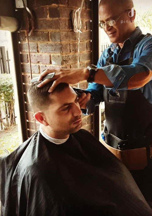 Exclusive Grooms - Hair & Makeup Johannesburg